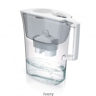 LAICA Wasserfilter Serie 5000 Prime Line Elegance Ivory (Wasserfiltration)