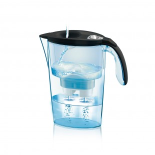 LAICA Wasserfilter Serie 3000 Stream J459H Mechanical Black