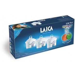 LAICA Filterkartusche bi- flux Mineral Balance 3er Packung