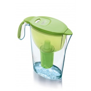 LAICA Wasserfilter Colour Edition Serie 1000 Fresh Line W732 Green
