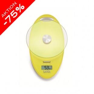 LAICA Küchenwaage Compact KS1005 Yellow