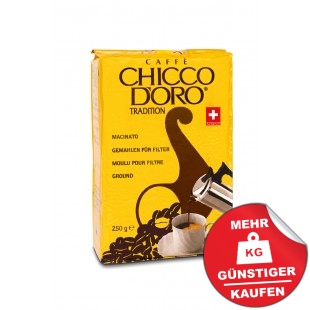 Chicco d´Oro Tradition gemahlen 250g