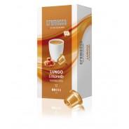 cremesso Caramello (16 Kaffee-Kapseln) veredelt mit sanftem Caramelaroma