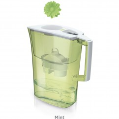 LAICA Wasserfilter Serie 5000 Prime Line Spring Mint (Wasserfiltration)