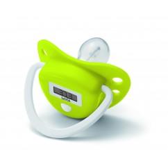 LAICA Baby Line Schnuller- Fieberthermometer TH3002 White/ Lemon