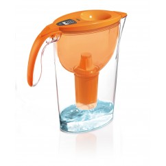 LAICA Wasserfilter Colour Edition Serie 3000 W433H Orange