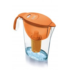 LAICA Wasserfilter Colour Edition Serie 1000 Fresh Line W733 Orange