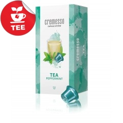 cremesso TEA Peppermint (16 Tee-Kapseln)