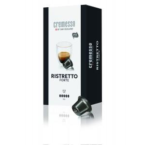 cremesso RISTRETTO FORTE (16 Kaffee-Kapseln)
