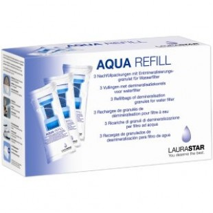 Laurastar AQUA Ersatzgranulat für alle AQUA Wasserfilter