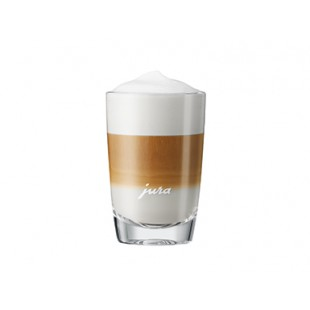 JURA Latte-macchiato-Glas klein 2er-Set