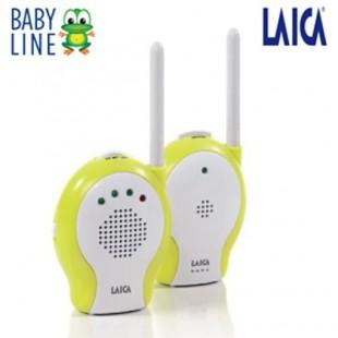 LAICA Baby Line Babyphone BC2001 White/ Lemon