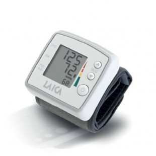 LAICA Blutdruckmesser Handgelenk BM1005 Weiß/ Silber