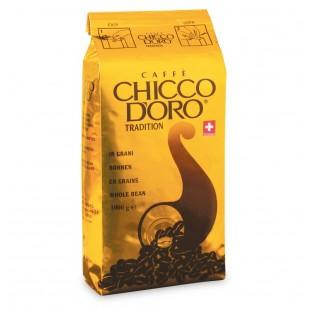 Chicco d´Oro Tradition 1000g Bohnenkaffee