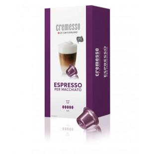 cremesso Per Macchiato (16 Kaffee-Kapseln) Kräftig und vollaromatisch