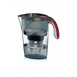 LAICA Wasserfilter Eden Colour 4000 Serie Eden JH47H Power Red