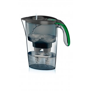 LAICA Wasserfilter Serie 3000 Light Graffiti J455H Deep Green