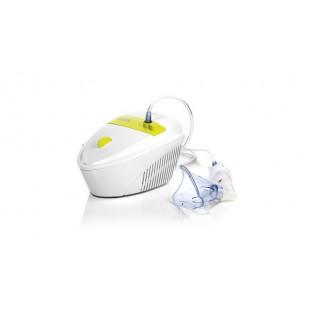 LAICA Baby Line Ultraschall Inhalator NE2010 White/ Lemon