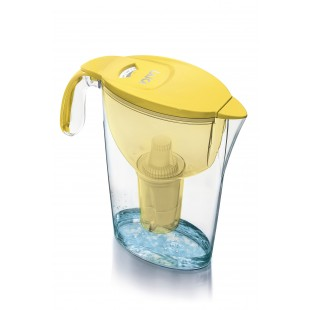 LAICA Wasserfilter Colour Edition Serie 1000 Fresh Line W731 Yellow