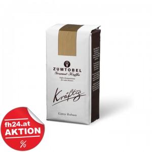 Zumtobel Gourmet-Kaffee Kräftig 500g ganze Bohne