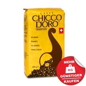 Chicco d`Oro Tradition 250g Bohnen