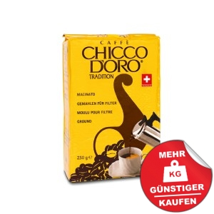 Chicco d´Oro Tradition 250g gemahlen