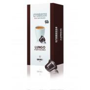 cremesso LUNGO FORTISSIMO (16 Kaffee-Kapseln) Gehaltvoll und intensiv