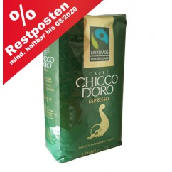 Chicco dOro Max Havelaar 1000g Fair Trade - Restposten