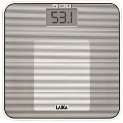 LAICA Personenwaage PS4010 Body Compostition Glas/ Black