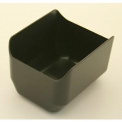 Tresterbehälter schwarz