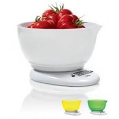 LAICA Küchenwaage KS1016 Bowl White