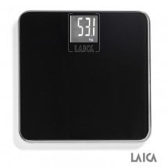 LAICA Personenwaage PS1028 Digital Black