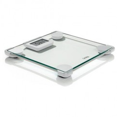 LAICA Personenwaage PS1047 Digital Glas/ White