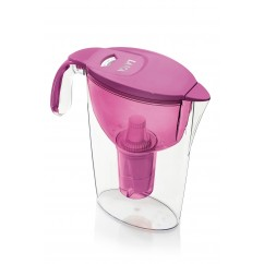 LAICA Wasserfilter Colour Edition Serie 1000 Fresh Line W735 Pink