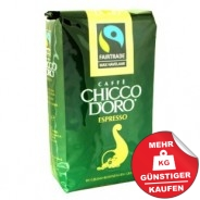 Chicco d`Oro Fair Trade Max Havelaar 250g Bohnen