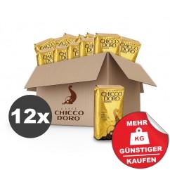 Chicco d´Oro Vorteilskarton Tradition 12x250 g Bohnen