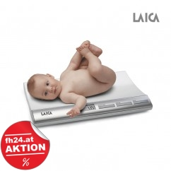 LAICA Baby Line Babywaage PS3001 Silver